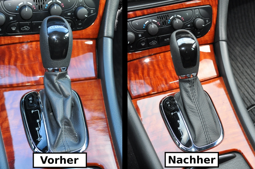 Mercedes C  Automatik Probleme